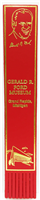 Gerald R. Ford Presidential Museum Leather Bookmark