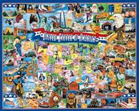 Puzzle, United States of America