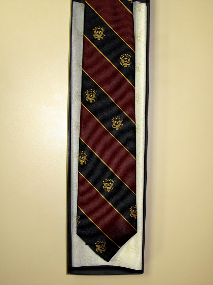 Brooks Brothers Presidential Eagle Tie