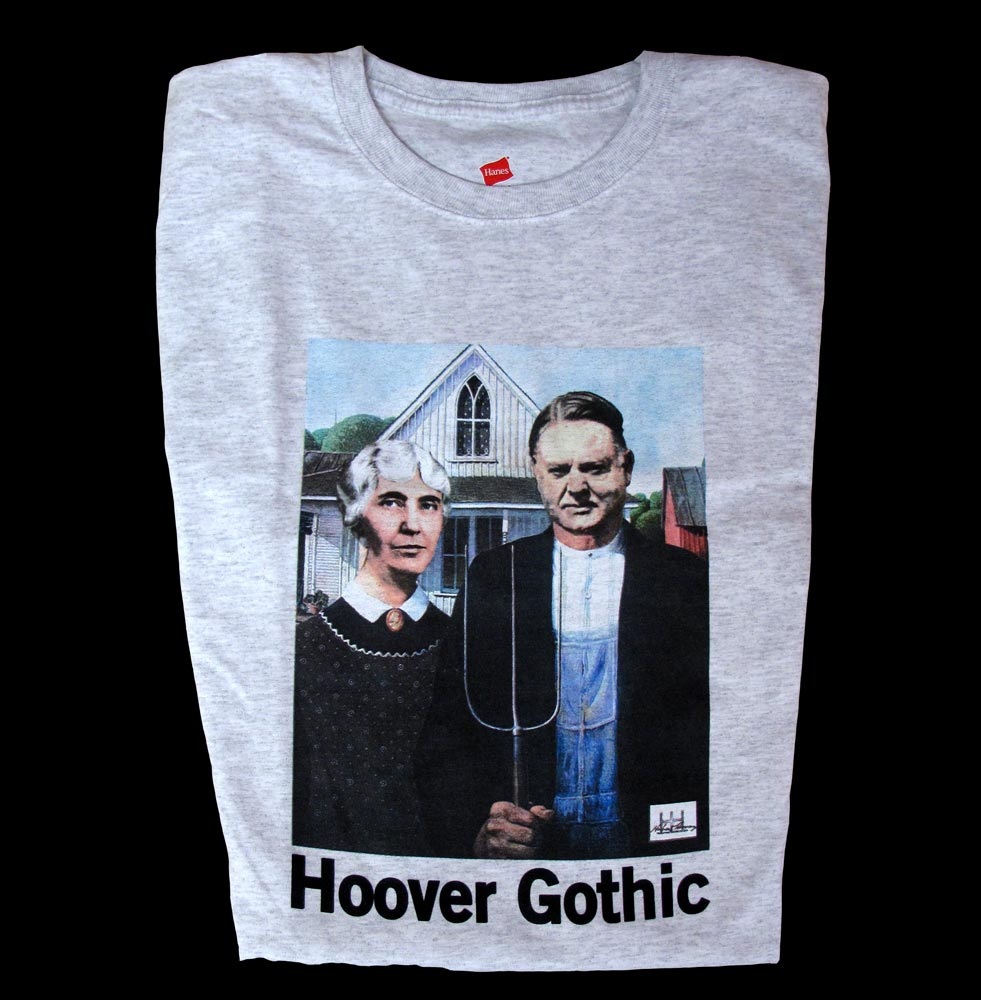 Hoover Gothic T-Shirt