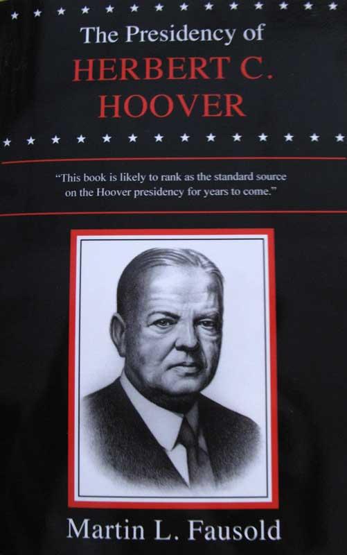 The Presidency of Herbert C. Hoover