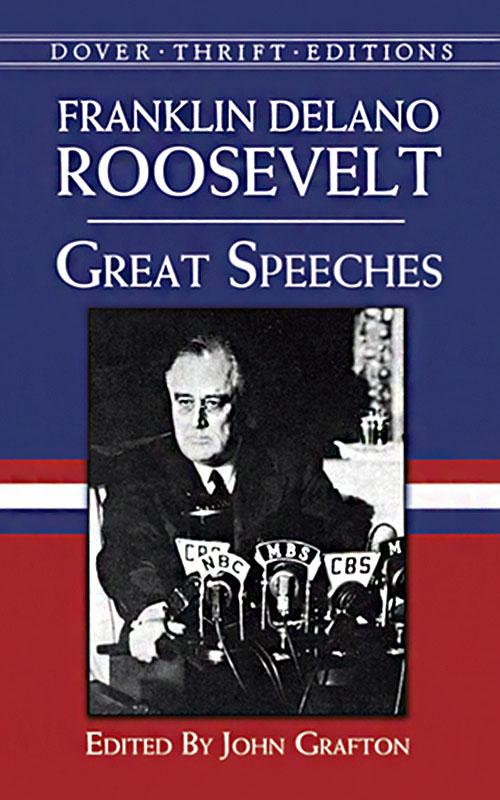 Franklin Delano Roosevelt, Great Speeches