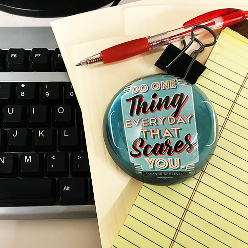 ER Quotes Paperweight