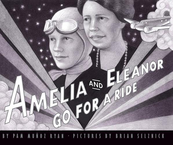 Amelia & Eleanor Go for a Ride