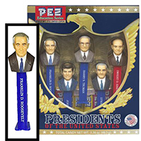 Presidential PEZ ( 1933-1969)