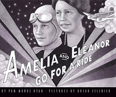 Amelia & Eleanor Go for a Ride