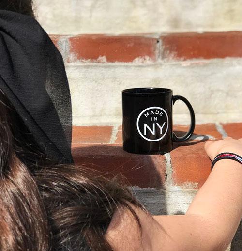 Made in NY Mug