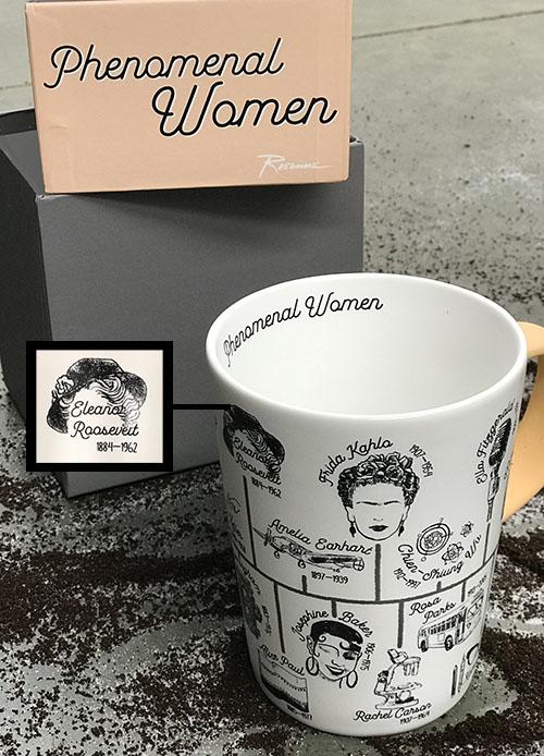 Phenomenal Women Mug