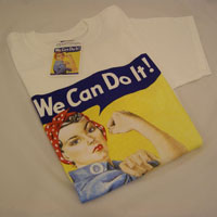 We Can Do It! T- Shirt