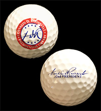 FDR Logo Golf Balls