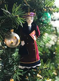 ER Felt Ornament