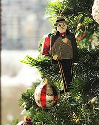 FDR Felt Ornament