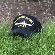 USS FDR CV-42 Hat