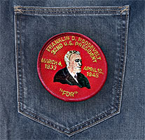 Franklin D. Roosevelt Patch