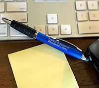 Blue Light Pens
