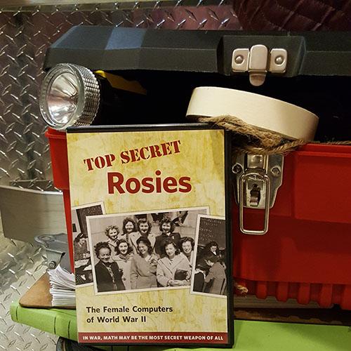 Top Secret Rosies DVD