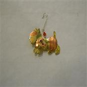 Scottie Dog in Kilt Ornament