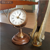 Nautical Clock, Antique
