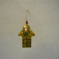 FDR Sphinx Ornament