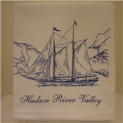 Hudson River Valley Tea Towel