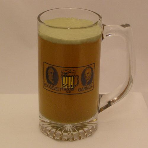 Prohibition Beer Stein