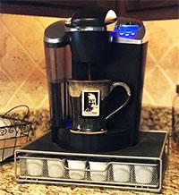 FDR Stoneware Mug - Mocha