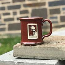 Stoneware Mug Red