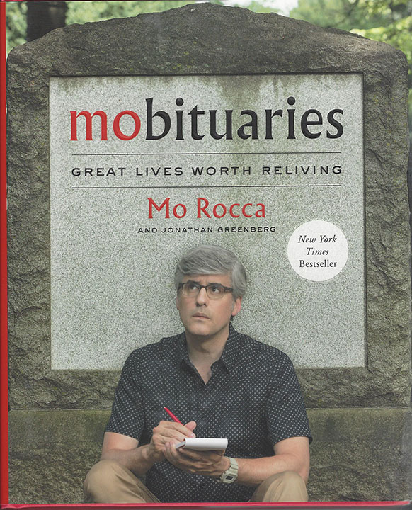 Mobituraries:Great Lives Worth Reliving