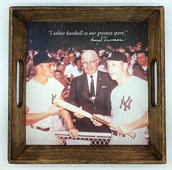 Truman, Maris, & Mantle Wood Serving Tray
