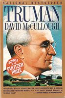 Truman by David McCullough (hard cover)