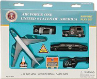Airforce One Play Set
