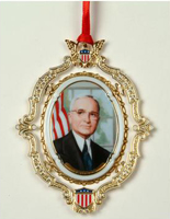 Mount Vernon Truman Ornament