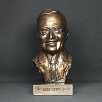 Truman Bust