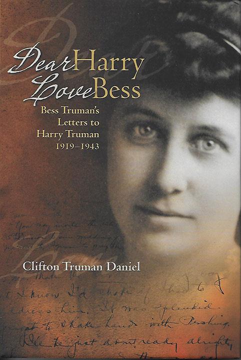 Dear Harry, Love Bess (hardback)