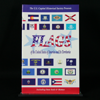 Flags of the United States of America and Its Territories: Including State Seals & Mottoes