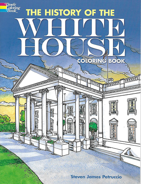 History of the WH Coloring Book