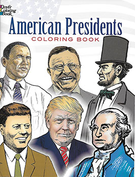 Coloring Book: American Presidents