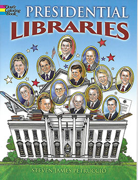Coloring Book: Presidential Libraries