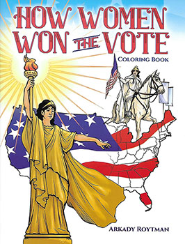 Coloring Book: How Women Won the Vote