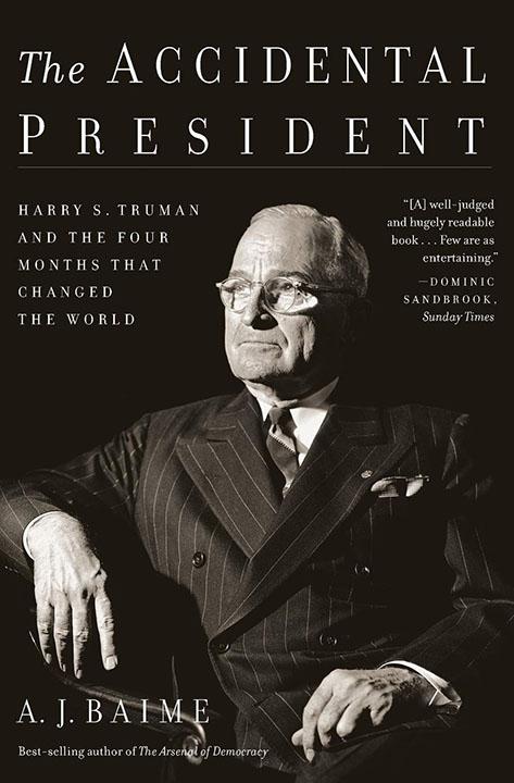 The Accidental President (PB)
