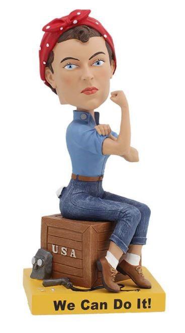 Rosie Bobblehead