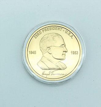 Truman Commemorative Coin