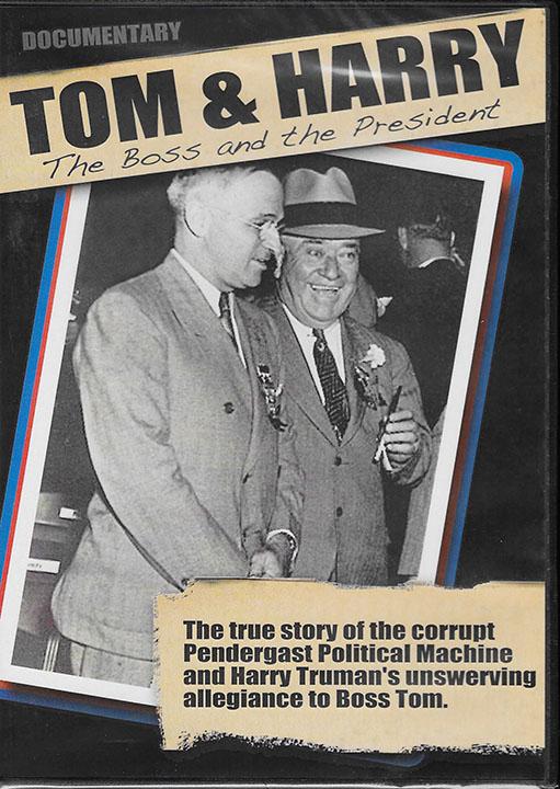Boss Tom & Harry DVD