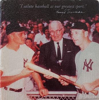 HST & Yankee Greats Magnet