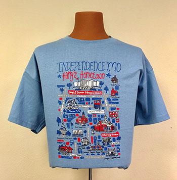 T-Shirt: Harry's Hometown