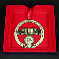 Harry S. Truman Library Ornament