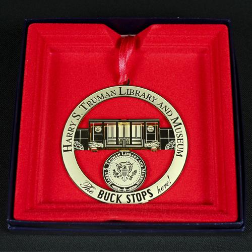 Harry S. Truman Library Ornament
