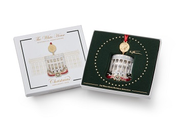 2018 WH Christmas Ornament