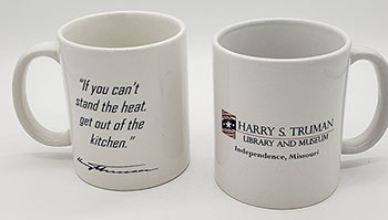 Can't Stand the Heat Mug