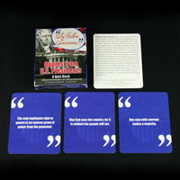 Quotes from Presidents Cards, #K315